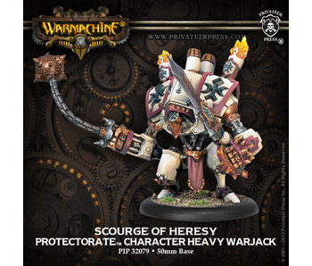 Protectorate of Menoth - Scourge of Heresy - Character Heavy Warjack (Upgrade Kit) (PIP 32079)