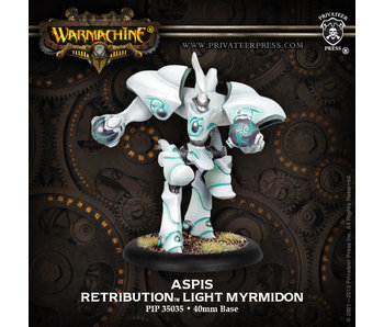 Retribution of Scyrah - Aspis Light Warjack (PIP 35035)
