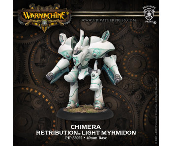 Retribution of Scyrah - Chimera Light Warjack (PIP 35055)
