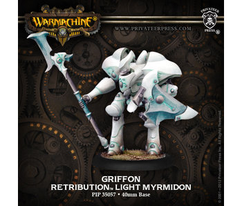 Retribution of Scyrah - Griffon Light Warjack (PIP 35057)
