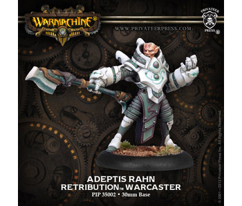 Retribution of Scyrah - Warcaster Adeptis Rahn (PIP 35002)