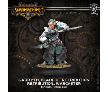 Retribution of Scyrah - Warcaster Garryth (PIP 35005)
