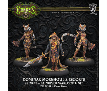 Skorne - Dominar Morghoul and Escorts (PIP 74104)