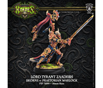 Skorne - Lord Tyrant Zaadesh (PIP 74099)