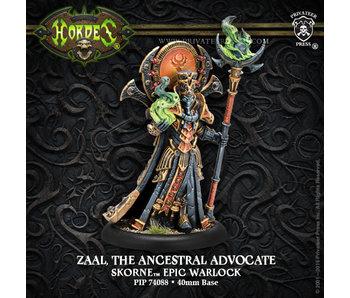 Skorne - Zaal The Ancestral Advocate (PIP 74088)