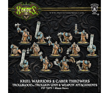 Trollbloods - Kriel Warriors (PIP 71079)