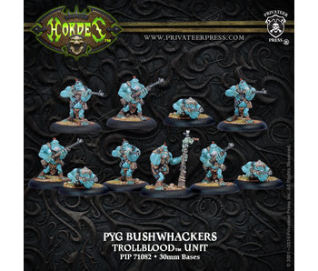 Trollbloods - Pyg Bushwhackers (PIP 71082)