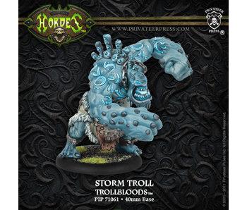 Trollbloods - Storm Troll (Plastic) (PIP 71061)