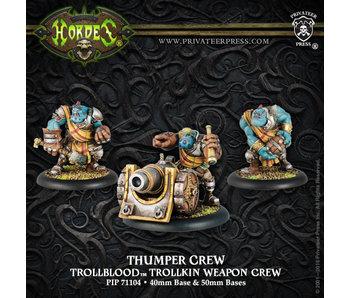 Trollbloods - Thumper Crew (PIP 71030)