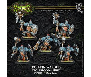 Trollbloods - Trollkin Warders (PIP 71074)