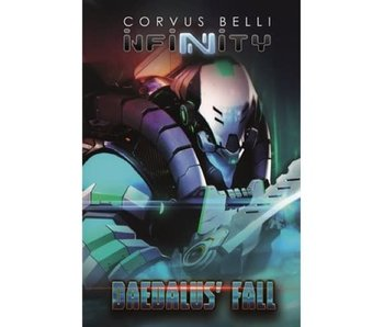 Infinity - Daedalus Fall (BOOK)