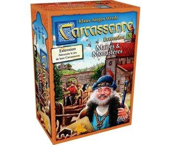 Carcassonne - Extension Maire et Monastere (Français)