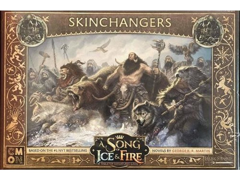 CMON A Song of Ice And Fire - Skinchangers