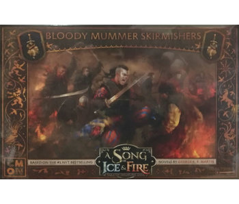 A Song of Ice And Fire - Bloody Mummers Skirmishers