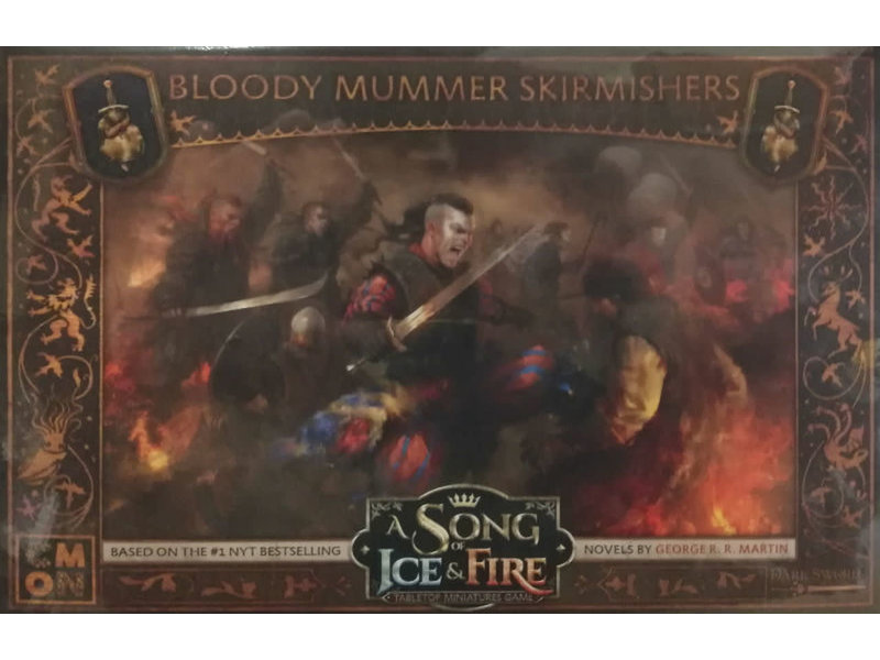 CMON A Song of Ice And Fire - Bloody Mummers Skirmishers