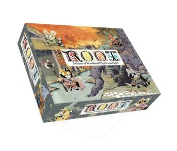 Root - A Game Of Woodland Might And Right (English)