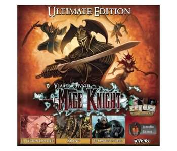 Mage Knight - Ultimate Edition (Français)