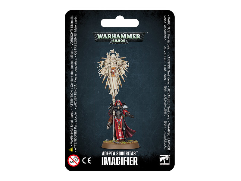 Games Workshop Adepta Sororitas Imagifier