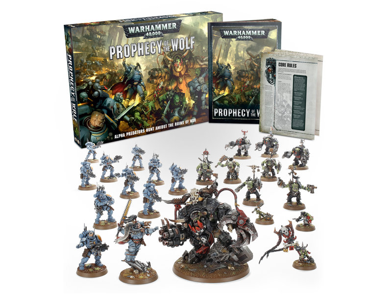 Games Workshop Prophecy of The Wolf (English) (PRE ORDER)
