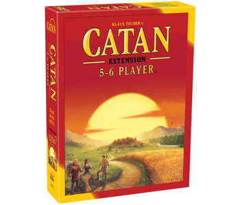 Catan Expansion - 5-6 Player