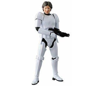 "Bandai Han Solo Stormtrooper ""Star Wars"", Bandai Star Wars Character Line 1/12"
