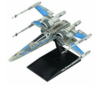 """Bandai 011 Blue Resistance X-Wing """"Star Wars"""", Bandai VM"""