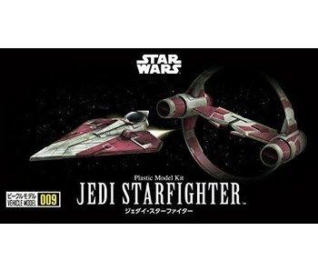 """Bandai 009 Jedi Star Fighter """"Star Wars"""", Bandai VM"""