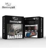 Abteilung 502 Abteilung 502 Railroad Pigments Set