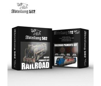 Abteilung 502 Railroad Pigments Set