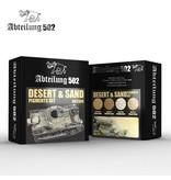 Abteilung 502 Abteilung 502 Desert & Sand - Pigment Set