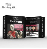 Abteilung 502 Abteilung 502 Fantasy & Metallics - Pigment Set