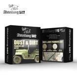Abteilung 502 Abteilung 502 Dust & Dirt - Pigments Set