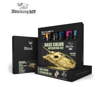 Abteilung 502 Base Color Alteration Set