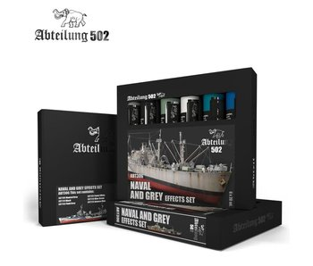 Abteilung 502 Naval and Grey Effects Set