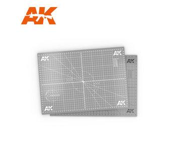 AK Interactive Cutting Mat A4