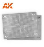 AK Interactive AK Interactive Cutting Mat A3
