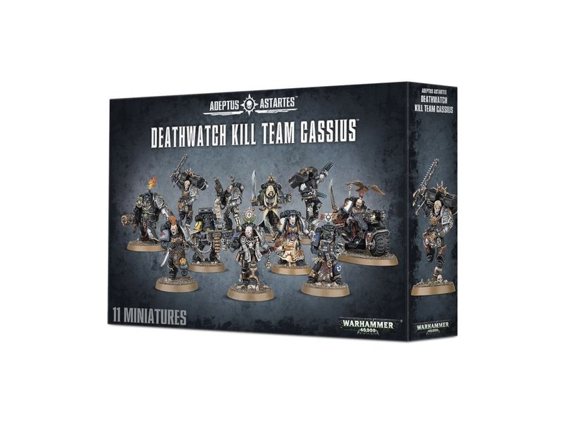 Games Workshop Kill Team Cassius