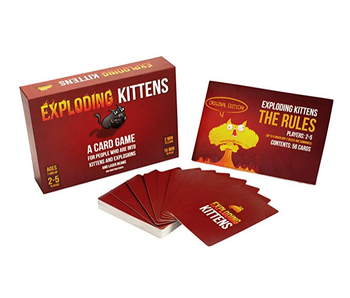Exploding Kittens (English)