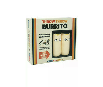 Throw Throw Burrito (English)