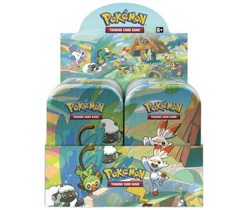 Pokemon Mini Tins Galar Pals