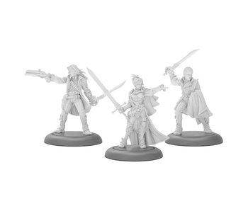 Mercenaries Ashlynn D'Elyse The Queen'S Blade Warcaster