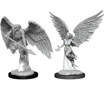 D&D Unpainted Minis Wv11 Harpy And Arakocra