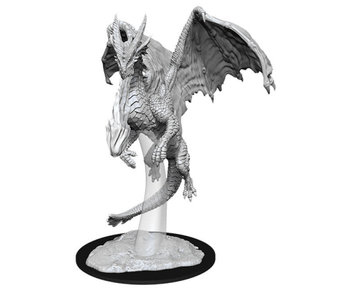 D&D Unpainted Minis Wv11 Young Red Dragon