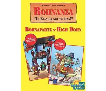 Bohnanza High Bohn + Bohnaparte Expansion (English)