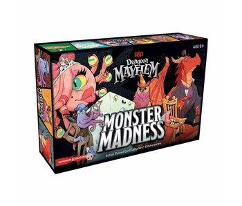D&D Dungeon Mayhem Monster Madness (English)