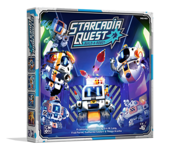 Starcadia Quest - Built-A-Robot (English)