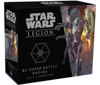 Star Wars Legion - B2 Super Battle Droids Unit (English)