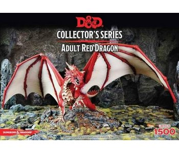 D&D Minis Collector Series - Red Dragon Unpainted