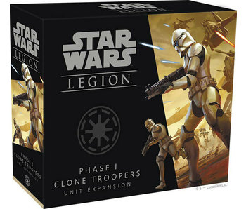 Star Wars Legion - Phase I Clone Troopers