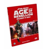 Fantasy Flight Games Age of Rebellion - Onslaught At Arda I